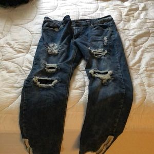 Other - Victorious distressed jeans
